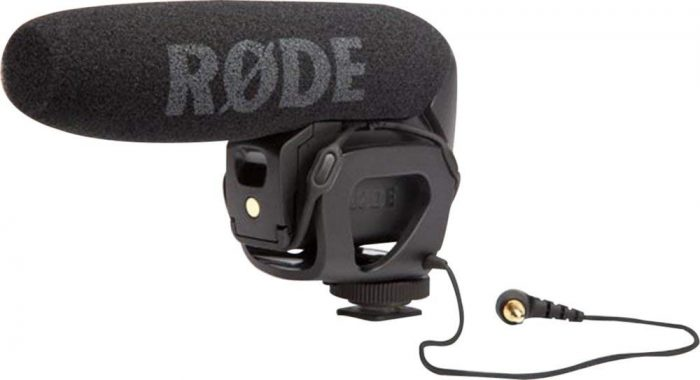 Rode VideoMic Pro Vlogger YouTube camera microphone
