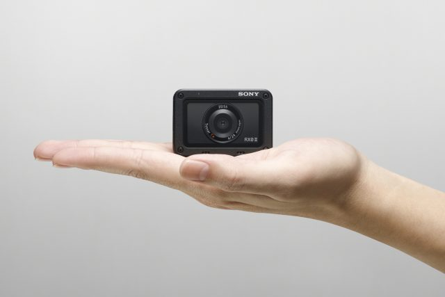 Sony RX0 II 4K action cam