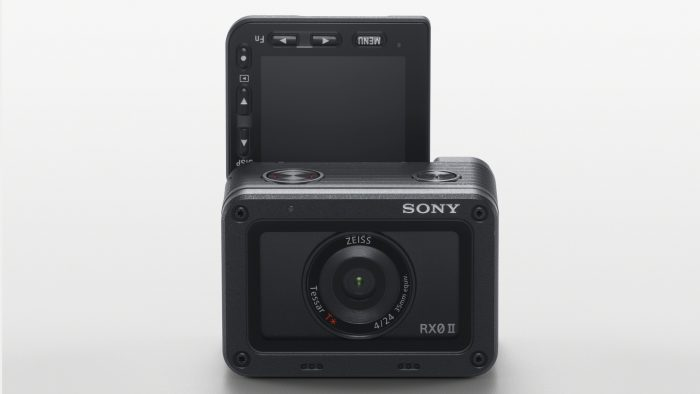 Sony RX0 II action cam specs
