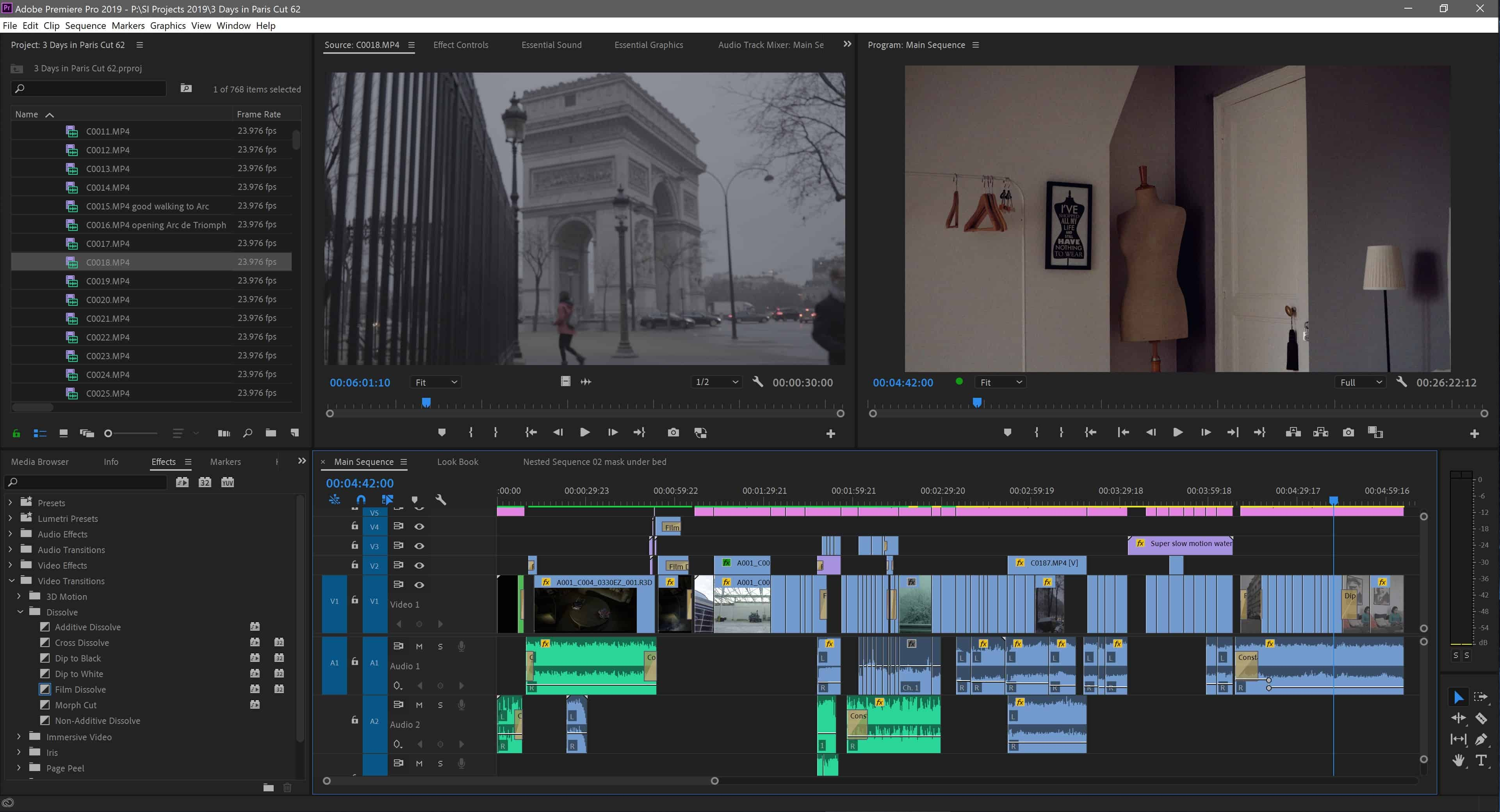 Premiere Pro Update: Some good news for Panasonic GH5 video
