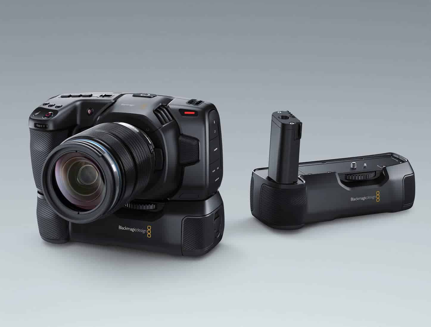 Blackmagic Pocket Cinema Camera 4K gets energy boost, could lure GH5