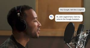 Google Assistant: Now featuring the voice of John Legend