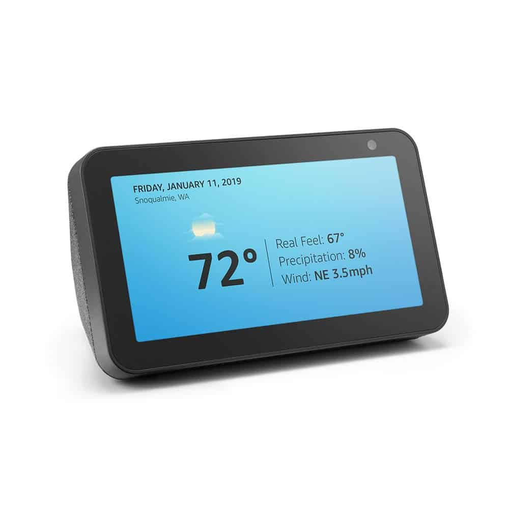 Smart Home News: Amazon Echo Show 5 smart speaker takes on Google ...