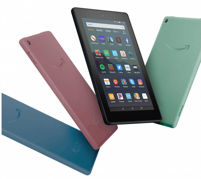 Amazon Fire 7 tablet information and specs
