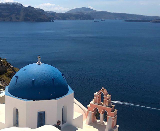Santorini -- Travel Guide, Recommendations