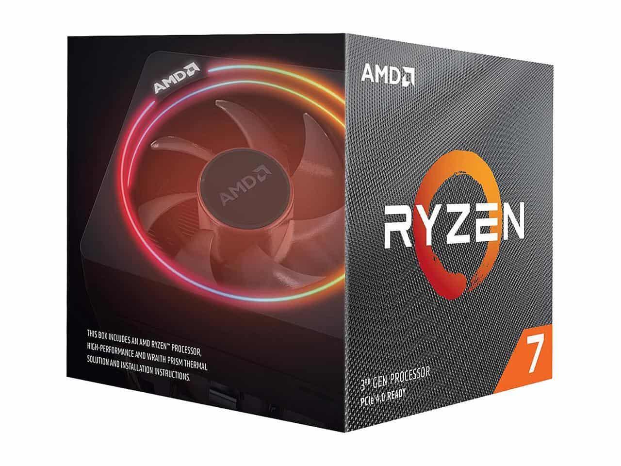 AMD Ryzen 7 3700X: An energy efficient option for video