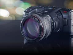 Blackmagic Pocket Cinema Camera 6K with EF Mount
