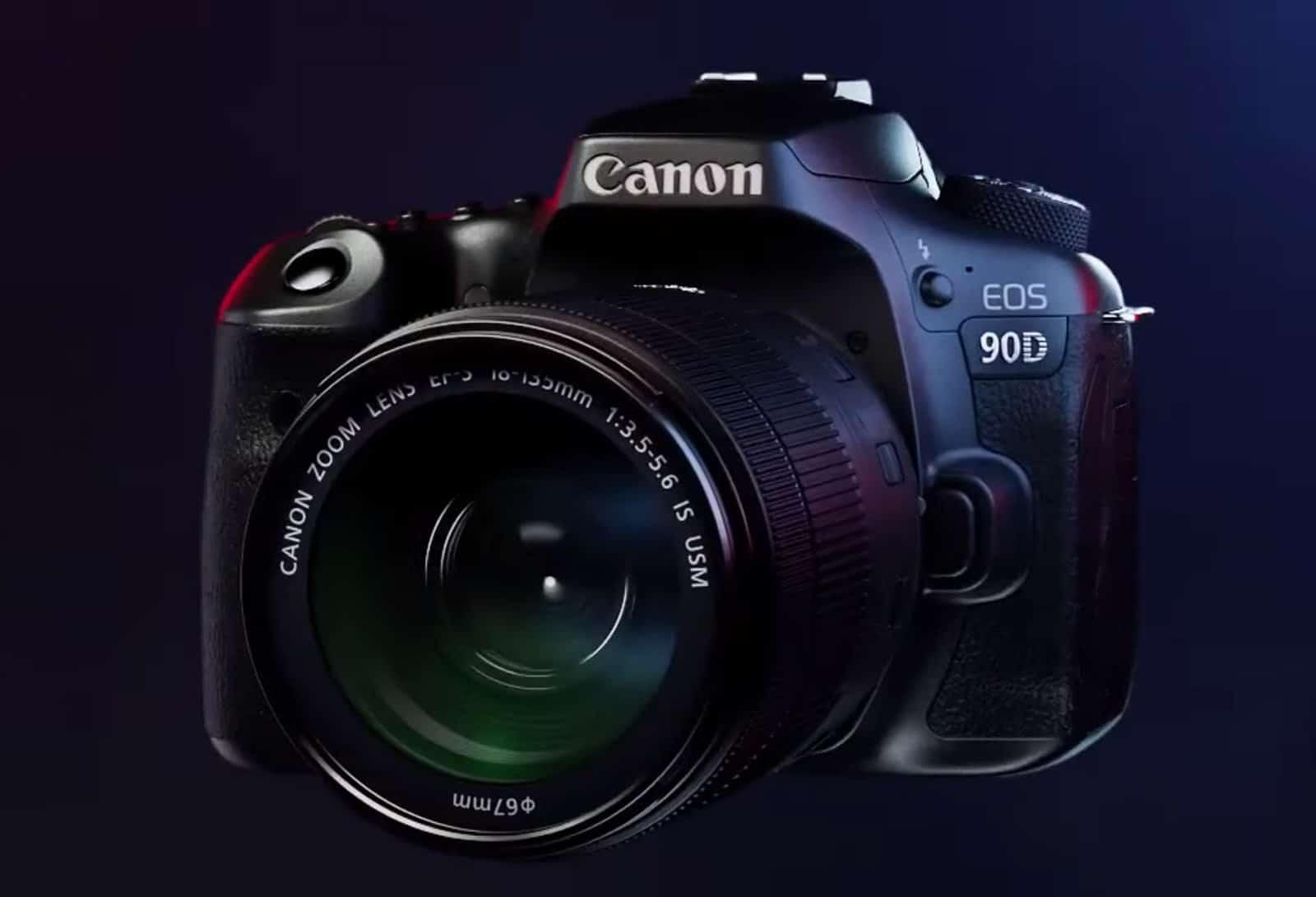 Camera News: Canon EOS 90D to feature 32 5MP sensor, 4K