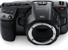 Blackmagic Pocket Cinema Camera 6K Technical Specifications