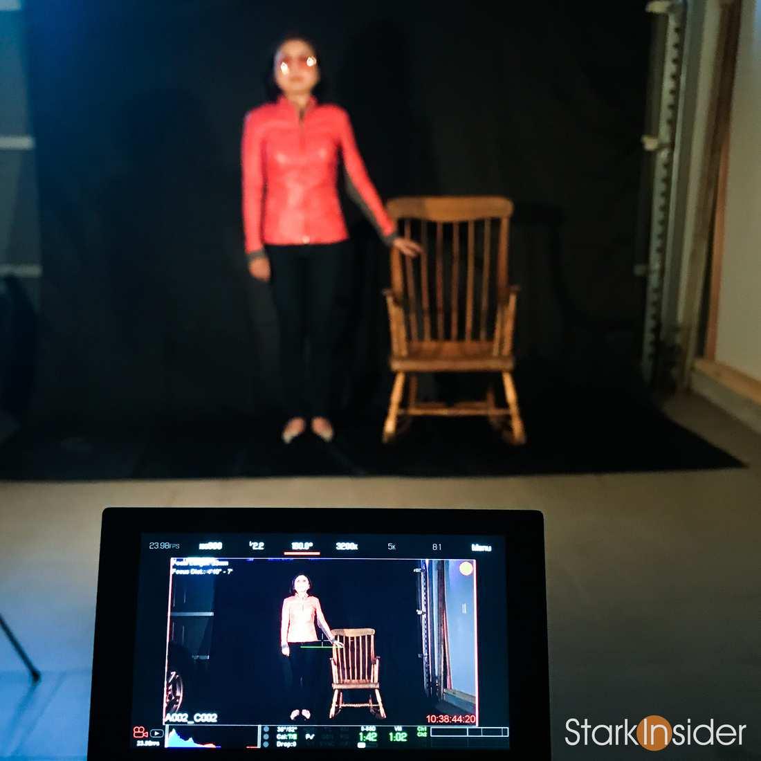 3 DAYS IN PARIS - Loni Stark - Rocking Chair Scene