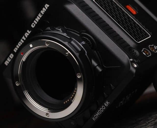 RED Komodo 6K Cinema Camera