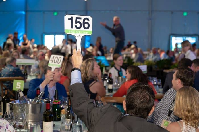 $6.1 million was raised at the 2019 Sonoma County Wine Auction