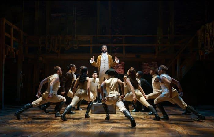 Hamilton Broadway musical show dates, San Francisco, Orpheum Theatre