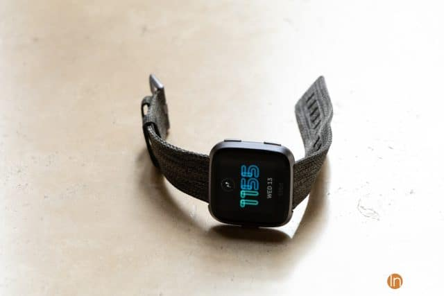 Fitbit Versa - Fitbit OS update, features
