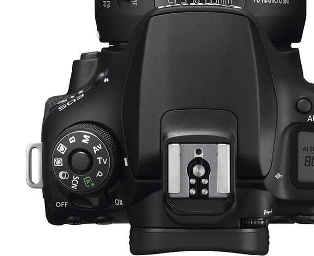 Canon EOS 90D: Custom Modes C1, C2