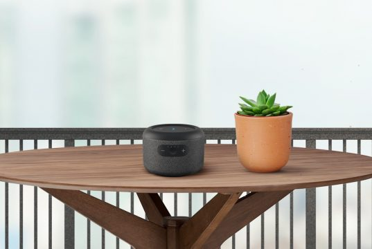 Amazon reveals battery-powered Echo smart speaker