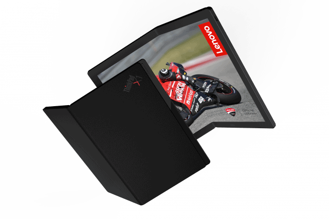 Lenovo ThinkPad X1 Foldable PC - CES 2020