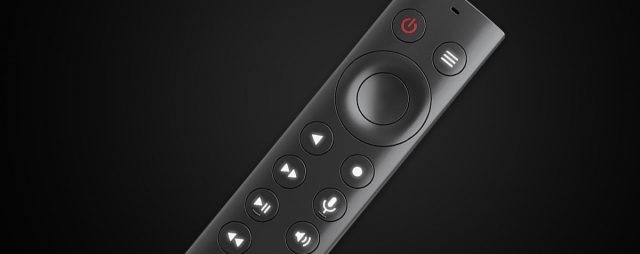 NVIDIA Shield TV remote control