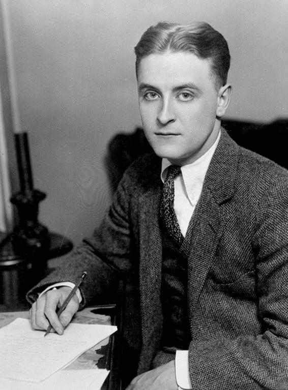 F. Scott Fitzgerald, Did you Know?