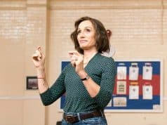 Kristin Scott Thomas in 'Military Wives'