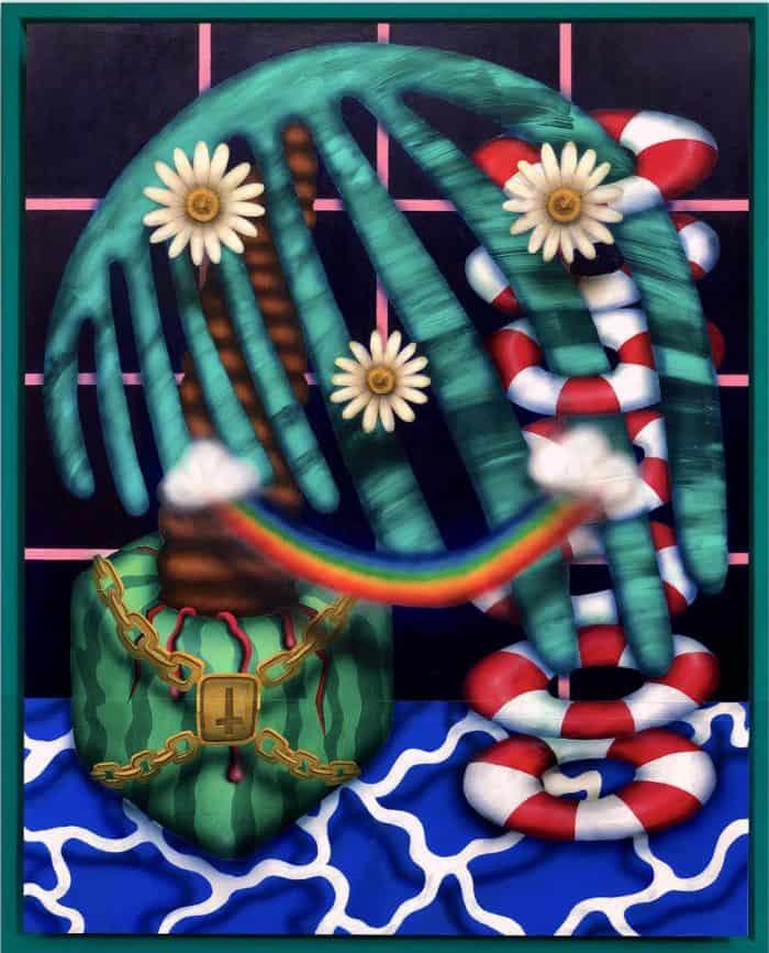 Tom Colcord & Tim Irani -- Alternative Renderings