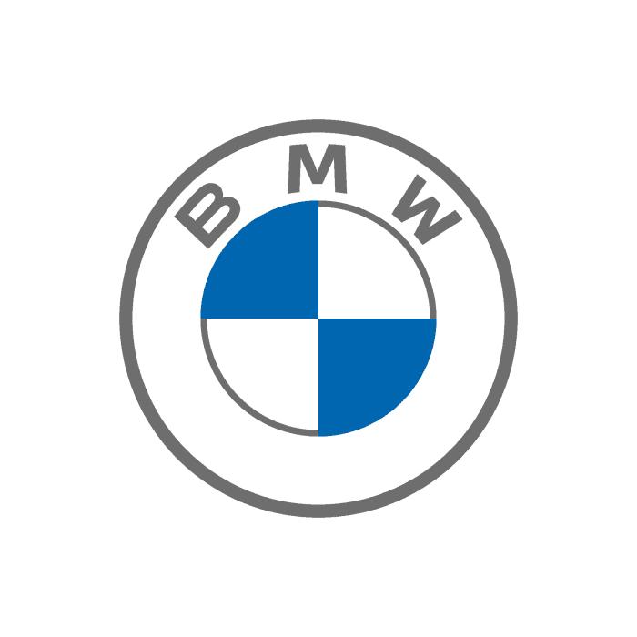 2020 BMW logo is very flat