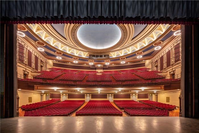 BroadwaySF Golden Gate Theatre, San Francisco