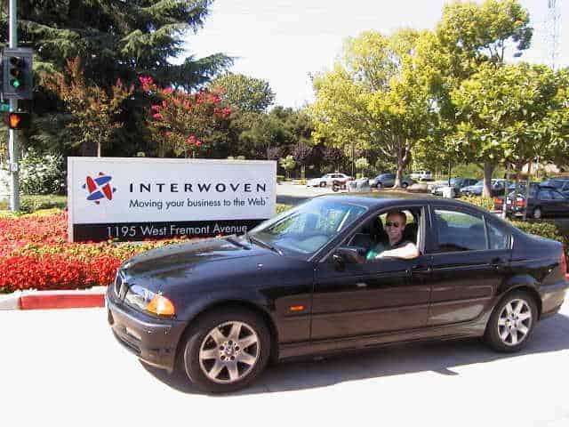 Interwoven office Sunnyvale