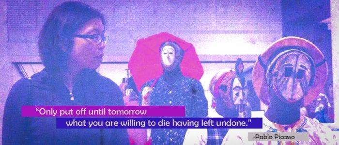 Mask: Nne Mgbo by Chukwu Okoro - Mask: Acali - Seattle Art Museum - Loni Stark