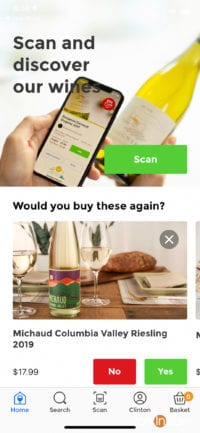 Naked Wines app review