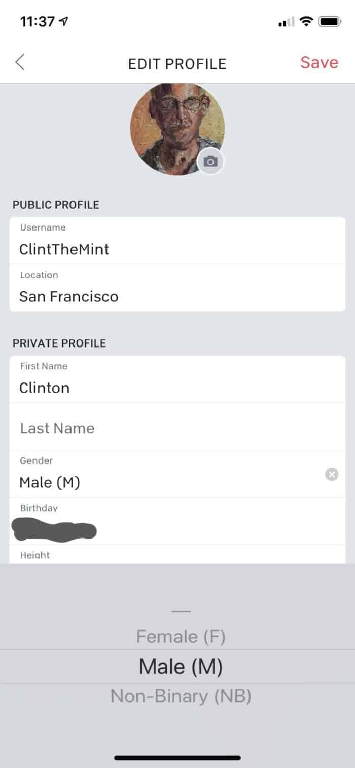 ClintTheMint Peloton San Francisco