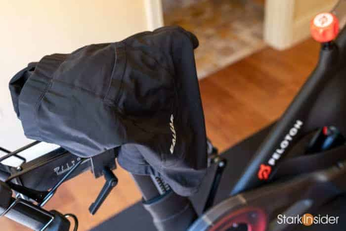 Peloton Top 10 Best Accessories: Cycling shorts with phone pocket