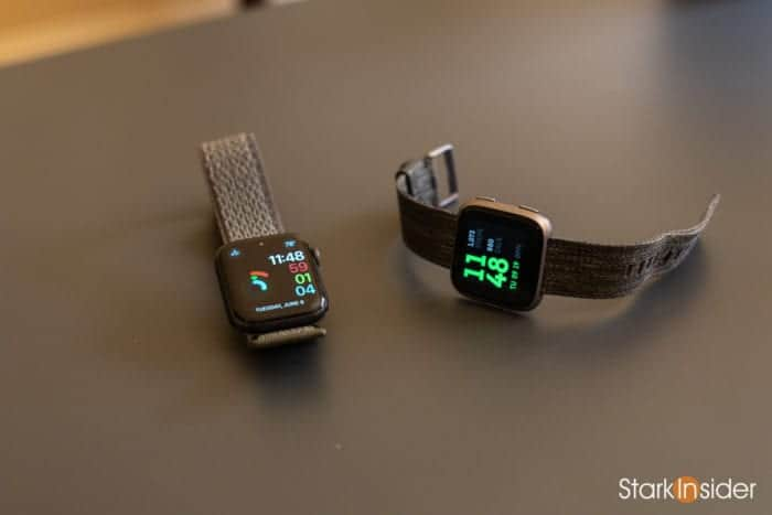 Peloton Top 10 Best Accessories: Apple Watch of Fitbit fitness tracker
