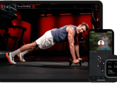Peloton app on iPad, iPhone and Apple Watch