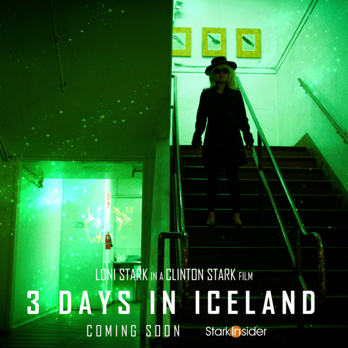 3 Days in Iceland - Short Film - Clinton and Loni Stark