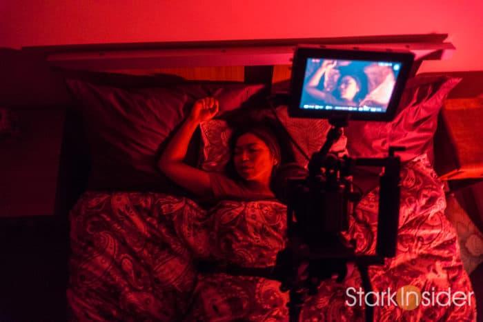 Shooting 3 DAYS IN SONOMA on the Blackmagic Micro Cinema Camera.