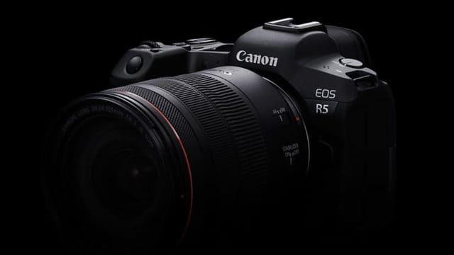 Canon EOS R5 sales report - mirrorless camera market - Stark Insider