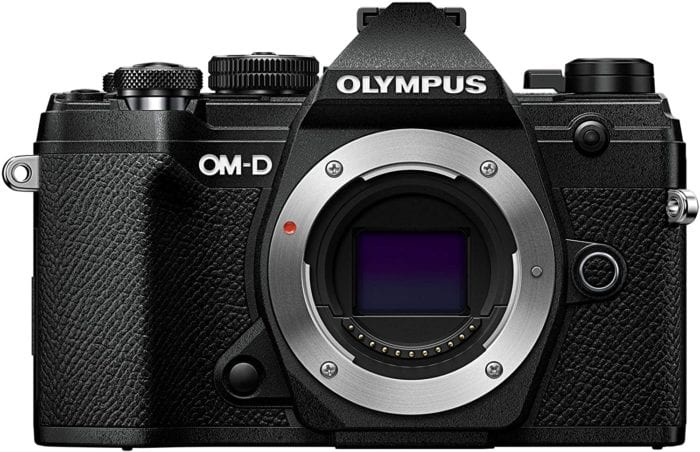 Olympus OM-D E-M5 Mark III - Top Cameras DSLR and Mirrorless