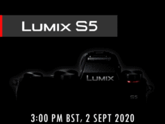 Panasonic Lumix S5 - Full-frame mirrorless camera announcement September 2, 2020