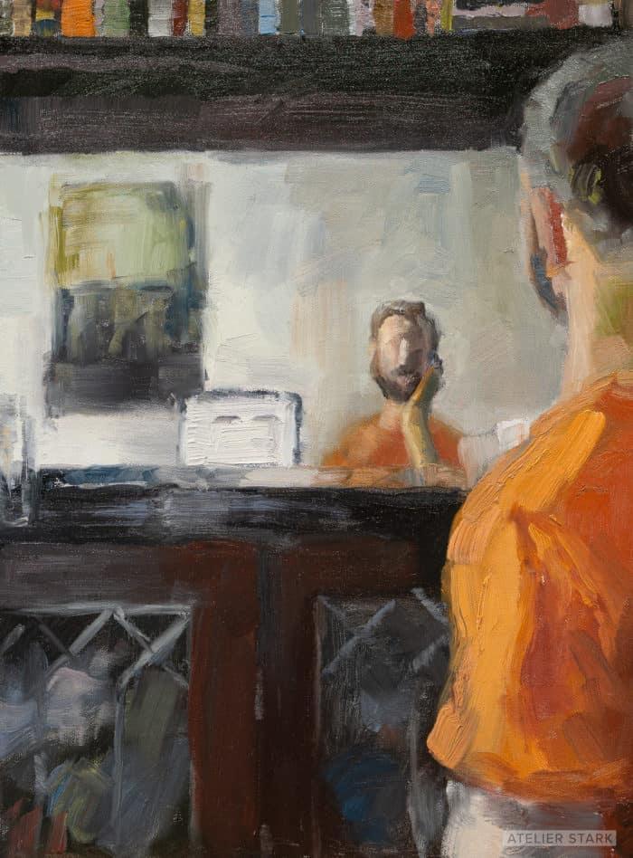 Reflection 2 - Copyright Loni Stark