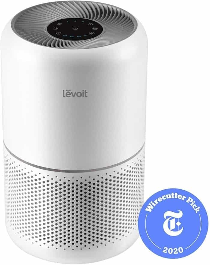 Levoit Core 300 Air Purifier - Wildfire recommendation