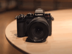 Panasonic Lumix DC-S5 Mirrorless Digital Camera