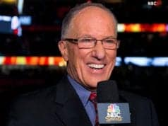 Legendary broadcaster 'Doc' Emrick retires