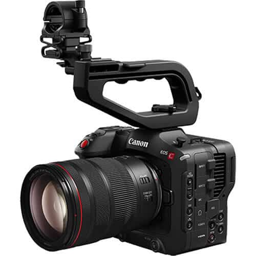 Canon Cinema EOS C70 Camera (RF Lens Mount)