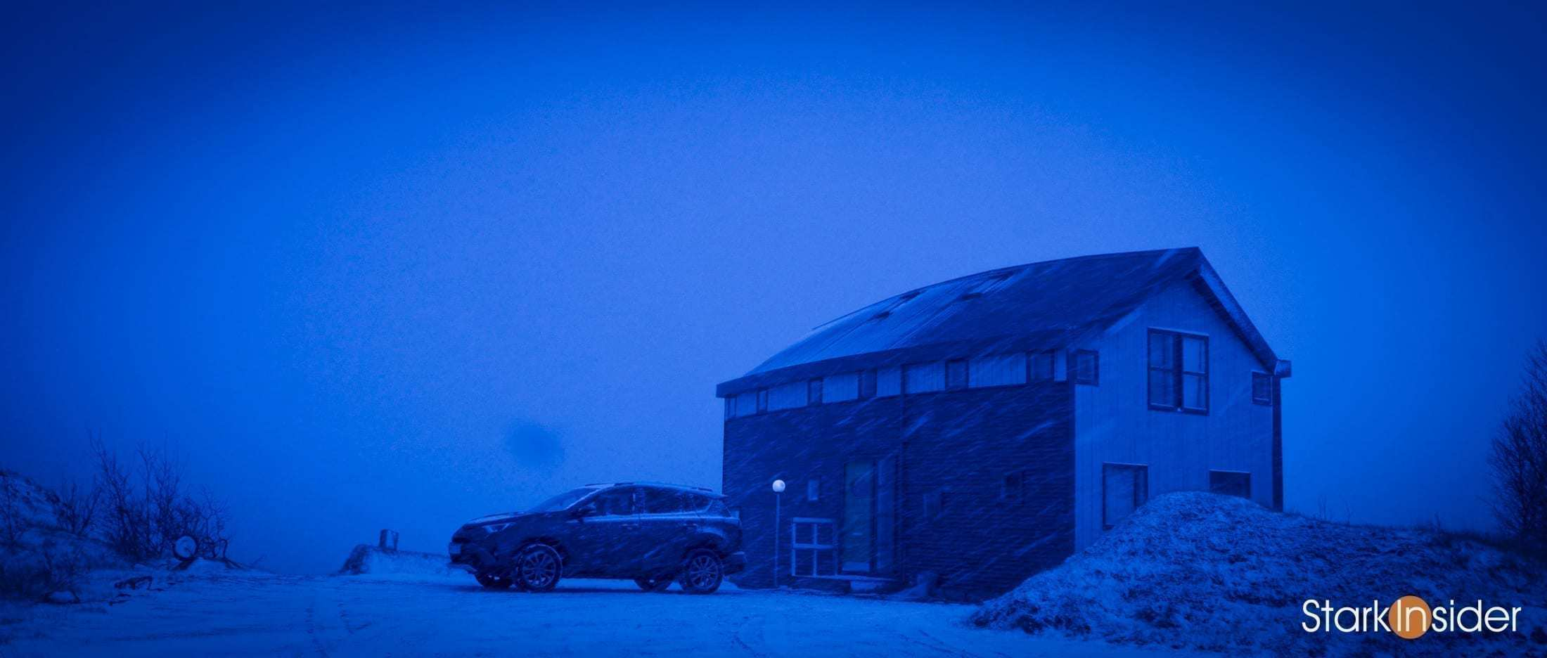 Made in Iceland - Film video by Clinton and Loni Stark - Airbnb location