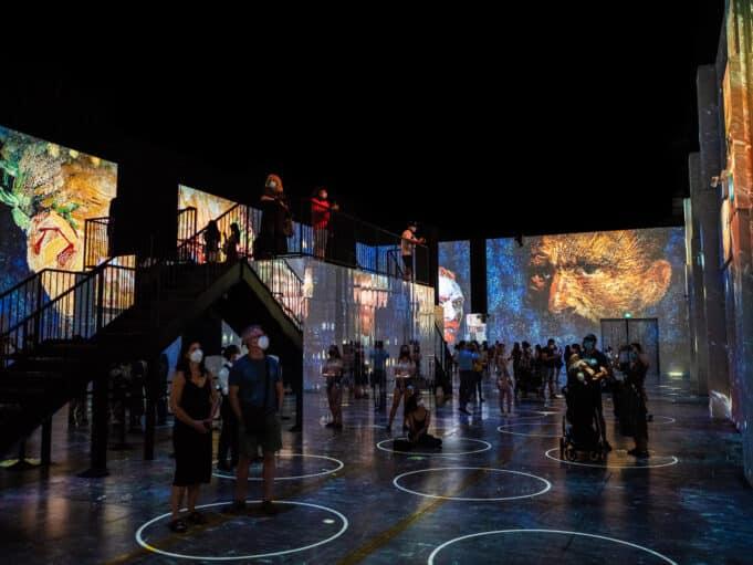 What's Happening San Francisco Arts: Immersive Van Gogh San Francisco SVN