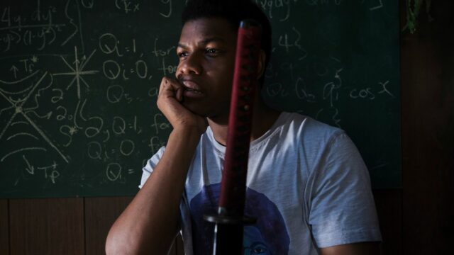 'Naked Singularity' starring John Boyega, directed by Chase Palmer