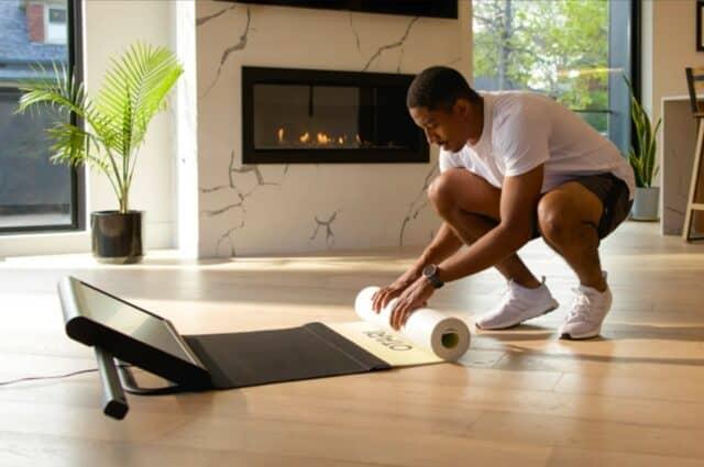 OTARI: World's Most Interactive Workout Mat
