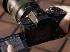 Sony Alpha a7S III Mirrorless Digital Camera - Top selling digital cine camera