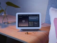 Google Nest Hub 2nd gen with sleep sensing